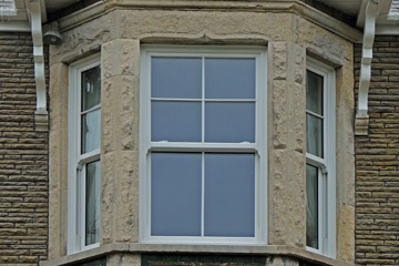 sash window closeup