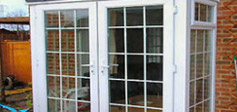 testimonial image of diy upvc french doors