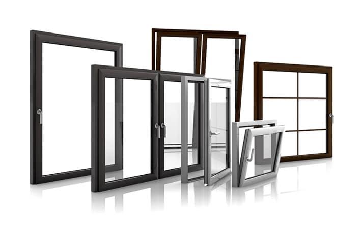 Sash Window Colours & Finish – Grey, Black, Brown, Woodgrain, Oak, Cream