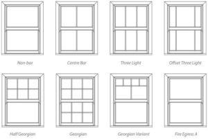 Sash Window Styles