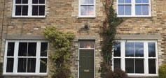 testimonial image of diy upvc sash windows