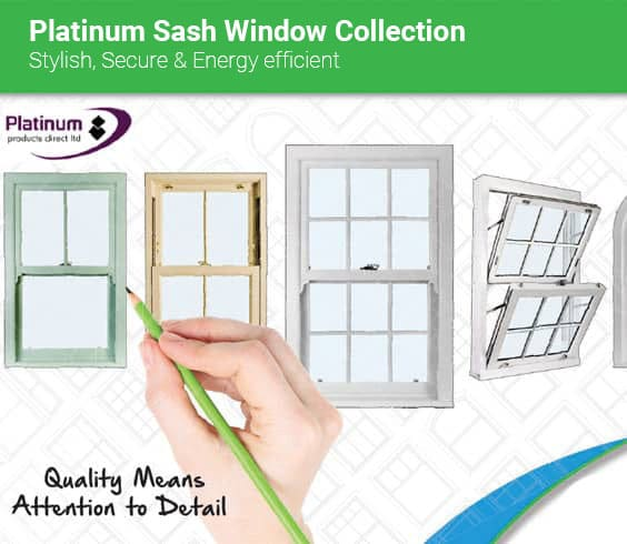 colour options of upvc sliding sash windows